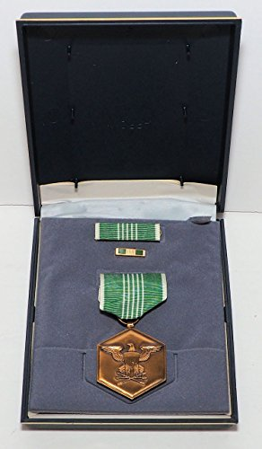 3 PIECE Armed Forces Service Medal - FOR MILITARY MERIT - VIETNAM WAR - In Box