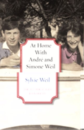 At Home with André and Simone Weil PDF
