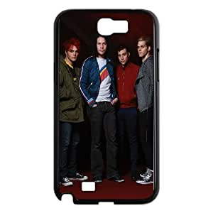 Classic Fashion My Chemical Romance Samsung Galaxy N2 7100 Cell Phone Case Black Trendy Creative funny LOHL3HTY819181