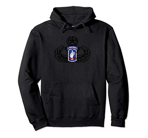 173rd Airborne Division Jumpmaster Hoodie (Airborne 173rd Division)