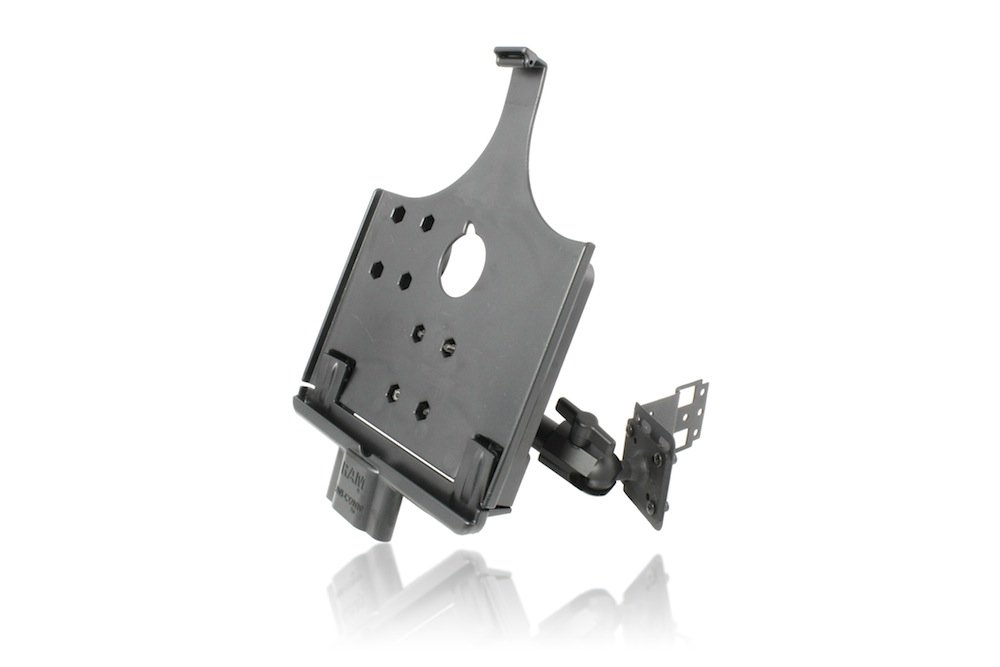Padholdr Docking Series Economy Holder 1998-2002 Lexus LX470 for iPad 2 and 3