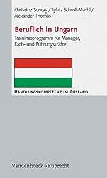 Beruflich in Ungarn (Handlungskompetenz Im Ausland)