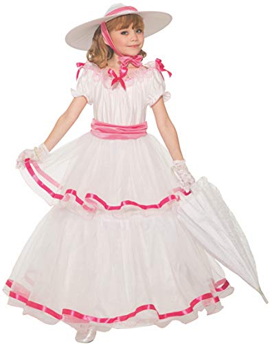 Forum Novelties Child's Designer Southern Belle Costume,