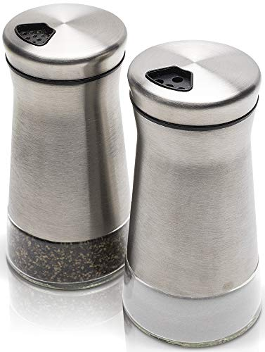 Top 10 Salt And Pepper Shaker Set Of 2019 No Place
