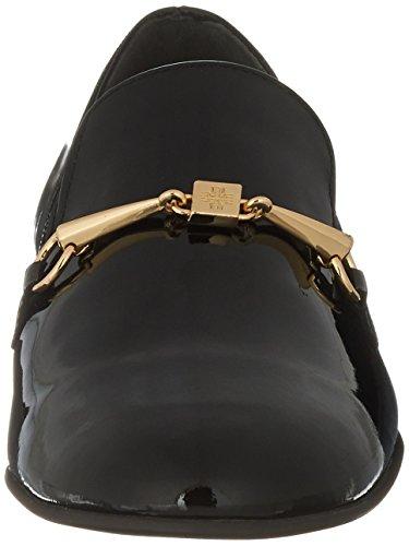 Högl Dames 4-10 1514 0100 Slipper Zwart (black)