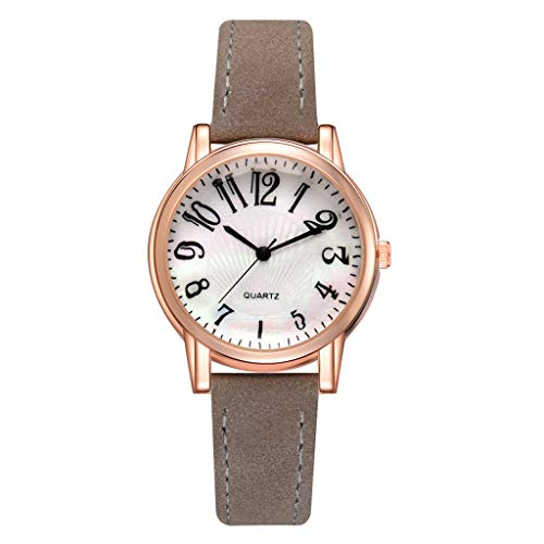 XBKPLO Women Watches Bezel Luxury Diamond Casual Quartz Analog Wrist Leather Strap Bracelet Ladies Rose Gold Gift