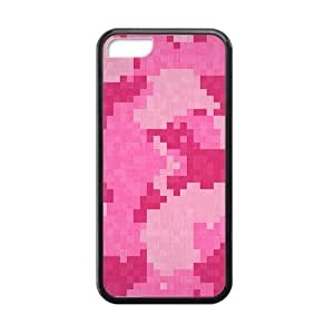 Pink Mosaic Fashion Personalized Phone Case For Iphone 6 plus (5.5)