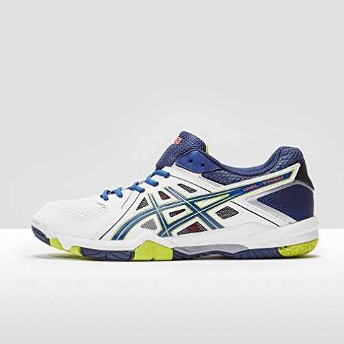 Zapatillass GEL-TASK WHITE / BLUE / LIME 15/16 Asics 7,5 (US) WHITE / BLUE / LIME