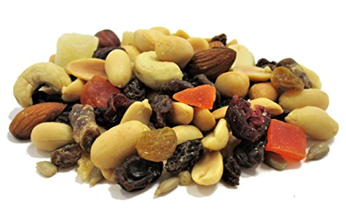 Trail Mix by Its Delish (Fruit 'n Nut Mix, Ten pounds)
