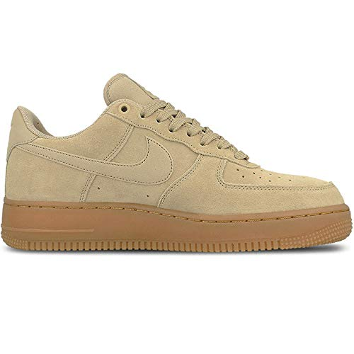 Nike Men's Air Force 1 07 LV8 Suede Basketball Shoes (11.5)