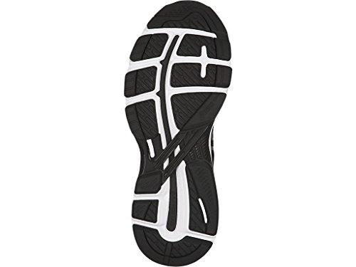 ASICS Women's GT-2000 6 Running Shoe, Black/White/Carbon, 5.5 M US by ASICS (Image #5)