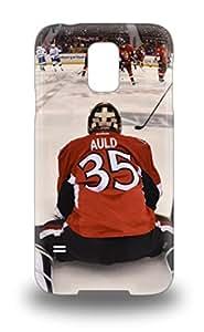 High End 3D PC Case Cover Protector For Galaxy S5 NHL Ottawa Senators Alex Auld #35 ( Custom Picture iPhone 6, iPhone 6 PLUS, iPhone 5, iPhone 5S, iPhone 5C, iPhone 4, iPhone 4S,Galaxy S6,Galaxy S5,Galaxy S4,Galaxy S3,Note 3,iPad Mini-Mini 2,iPad Air )