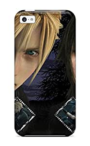 Wendy Uhle's Shop Best 5c Scratch-proof Protection Case Cover For Iphone/ Hot Cloud And Noctis Phone Case