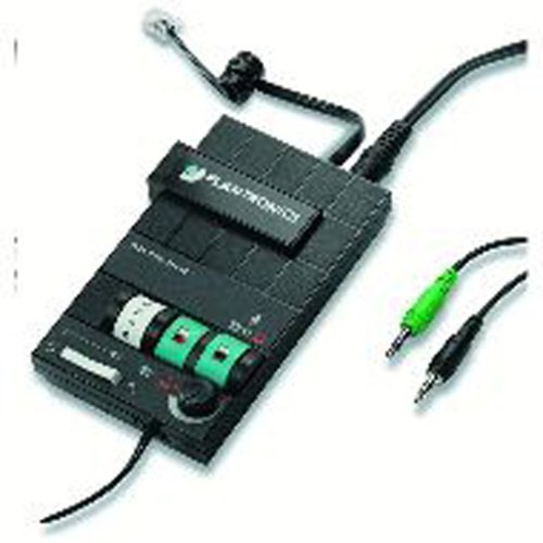 Plantronics MX-10 Headset Switcher Multimedia Amplifier Easy to operate W/simple button (Plantronics Mx10 Switcher Multimedia Amplifier)