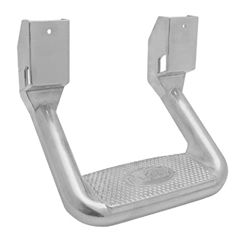 Bully AS-600 Aluminum Side Step - Dodge Ramcharger Truck