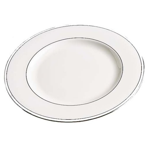 Lenox Federal Platinum Bone China Salad - Plate China Salad Platinum
