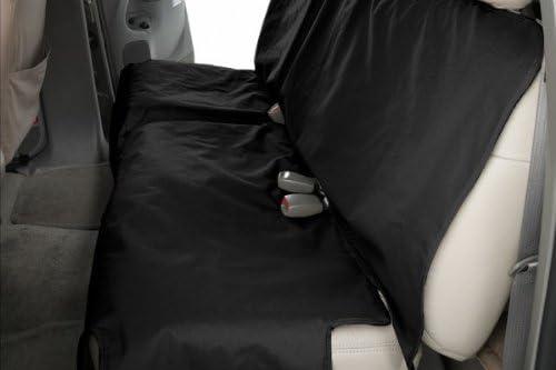 Canine Covers Econo Plus Semi-Custom Fit Seat Protector – Polycotton Black