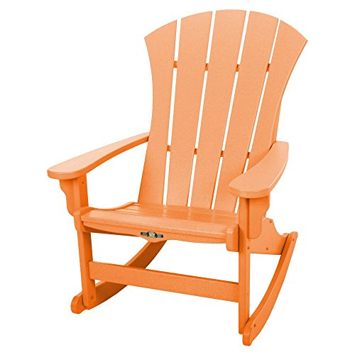 Pawley's Island Solid Colored Sunrise Adirondack Rocker Review