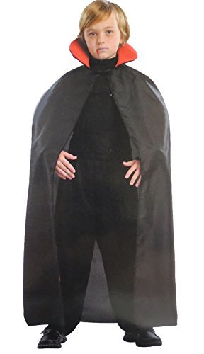 45 Inch Vampire Cape - One size fits most by Totally Ghoul]()