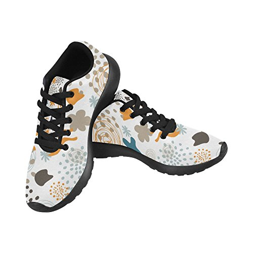 InterestPrint Womens Cross Trainer Running Shoes Jogging Lightweight Sports Walking Athletic Sneakers XS3n0Jq