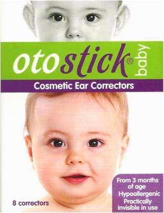 Otostick Baby Cosmetic Ear Correctors