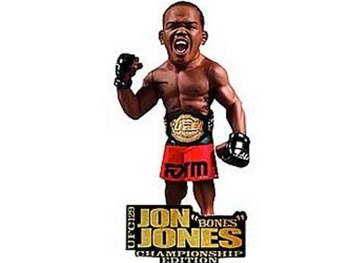 UFC Ultimate Collector Series 8 Jon Bones Jones (Championship Edition with Belt)