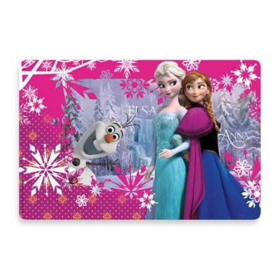 Zak! Designs' Disney' Frozen Placemat