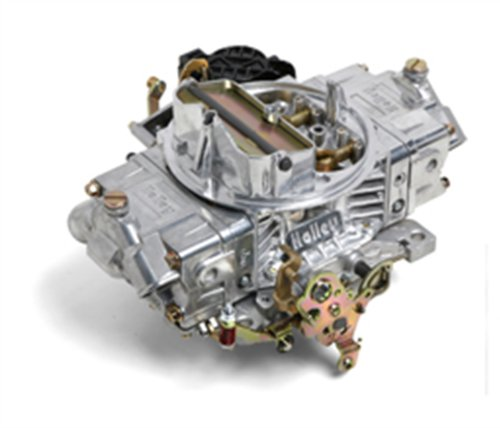 Holley 0-85770 Street Avenger Aluminum 770 CFM Manual Choke 4-Barrel Carburetor by Holley (Image #1)
