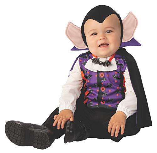 True Blood Vampire Halloween Costumes (Rubie's Kid's Opus Collection Lil Cuties Little Vampire Costume Baby Costume, As Shown,)
