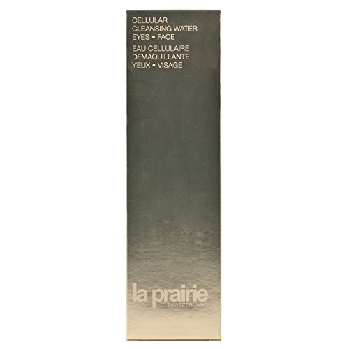 la prairie Cellular Cleansing Water Eyes and Face, 5 Ounce