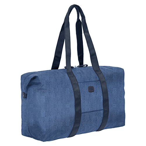4f8e4731acdc Bric's X x-Travel 22 Inch Cargo Overnight/Weekender Folding Duffle ...