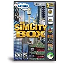 NEW The SimCity Box PC (Videogame Software)