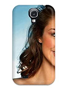 linJUN FENGSpecial Design Back Hot Brunette Shirtless Phone Case Cover For Galaxy S4