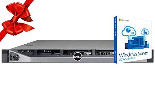 PowerEdge R610 Virtualization Server, 2 x Intel X5650 2.66GHz, 64GB DDR3 RAM, 1TB SSD, Windows Server 2016, Hyper-V Ready, 3 Year Warranty