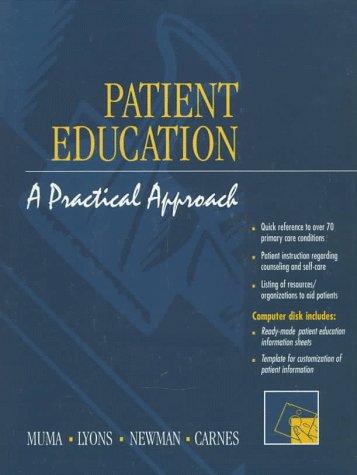 Patient Education: A Practical Approach