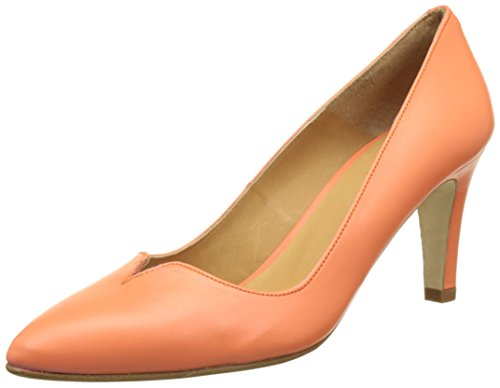Emma Go Gwen - Tacones Mujer Rouge (Nappa Coral)