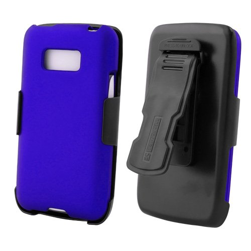 Beyond Cell 3-in-1 Combo Set Protector Case, Holster Belt...