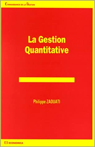 Download Online La gestion quantitative epub, pdf