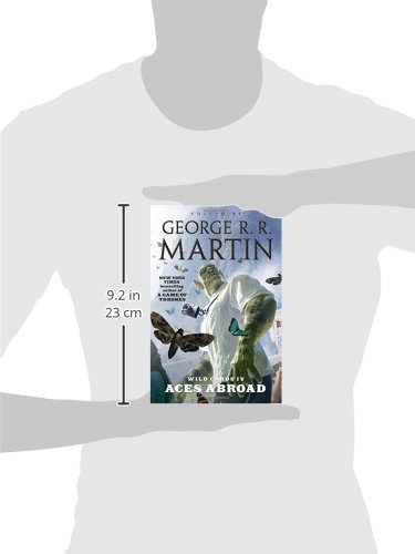Wild Cards Iv Aces Abroad George R R Martin Wild Cards Trust