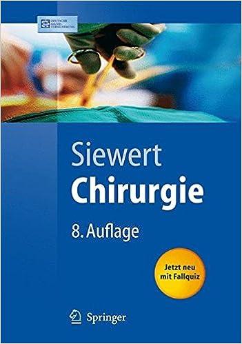 SIEWERT CHIRURGIE EBOOK DOWNLOAD