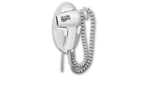 Andis HD-5 - Secador de pelo (125 V, 60 Hz) Color blanco: Amazon.es: Salud y cuidado personal