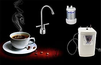 robinet de leau bouillante et rservoir et filtre kit complet chaud et - Robinet Eau Bouillante Instantanee
