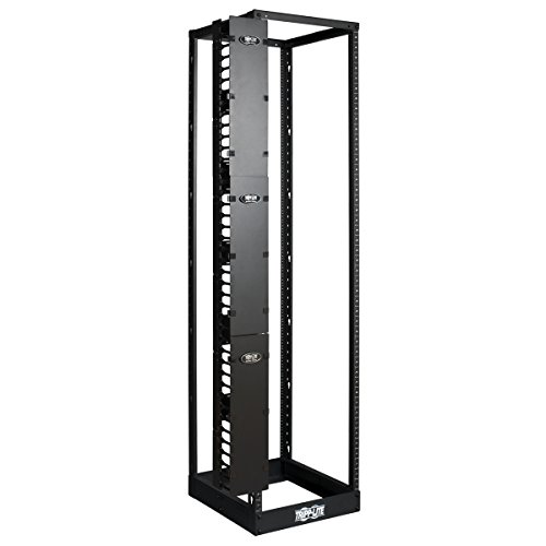 (Tripp Lite SRCABLEVRT6 Open Frame Rack 6 Feet Vertical Cable Manager 6 Inches Wide)