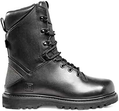 5.11 Tactical Apex 8-Inch Waterproof Boots, BBP-Resistant Membrane, Vibram Outsole, Style 12374