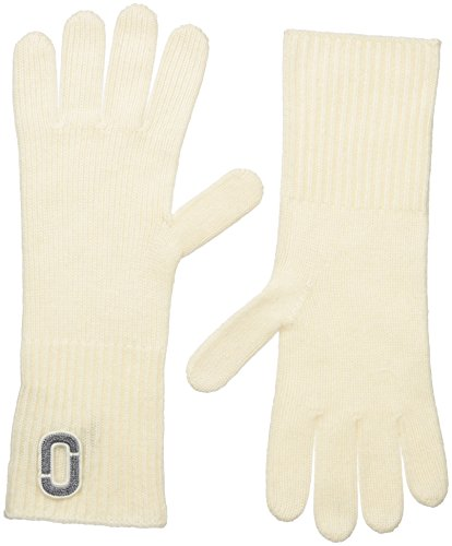 Marc Jacobs Women's Classic Cashmere Gloves In Ivory, One Size