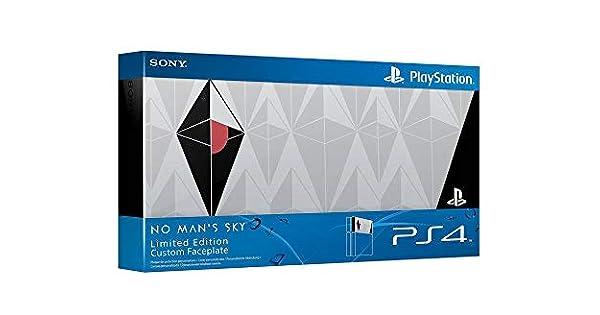 Sony Playstation 4 - No Mans Sky Faceplate [Importación Inglesa]: Amazon.es: Videojuegos