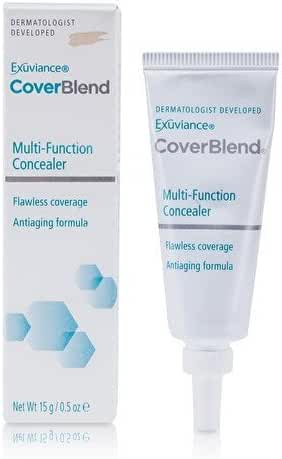 Exuviance Coverblend Multi Function Concealer, Light, 0.5 Ounce