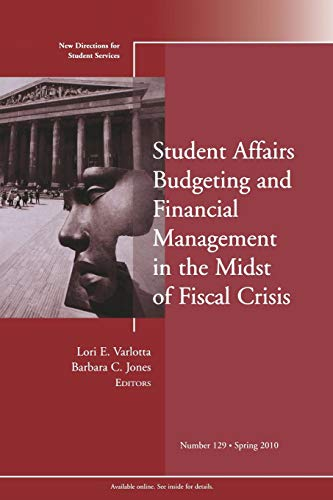 Student Affairs Budgeting and Financial Management in the...