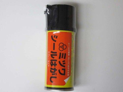 [해외]미 츠와 씰 필 스프레이 타입 180ml / Mitsuwa seal peel spray type 180ml