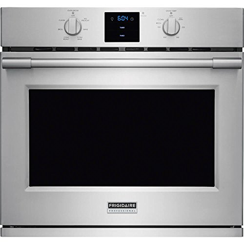 Frigidaire Professional 30″ Stainless Steel Single Electric Wall Oven